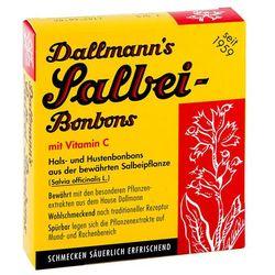 Dallmann's cukierki szałwiowe 20 szt.