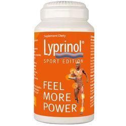 Lyprinol Sport Edition kaps.elast.(żelatynowe) - 180 kaps.