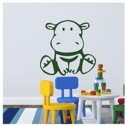 naklejka dla dzieci Hipopotam 88