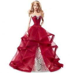 Barbie świąteczna