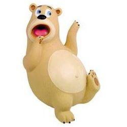 Zabawka dla zwierząt Nobby Niedźwiedź 17,5cm Beżowa