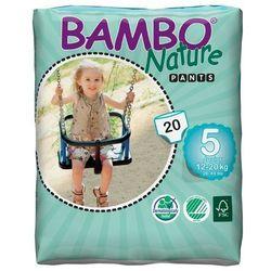 Pieluchomajtki Bambo Nature Junior (12-20kg, 20szt.)