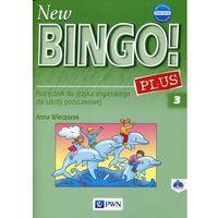 New Bingo! 3 Plus Nowa edycja Podręcznik + 2CD - Wysyłka od 3,99 (opr. miękka)