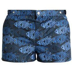 Robinson Les Bains OXFORD Szorty kąpielowe sardinade blue