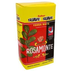 Yerba Mate Rosamonte Suave łagodna 500g