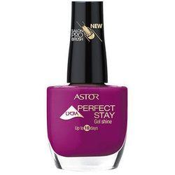 Astor Perfect Stay Gel Shine 12ml W Lakier do paznokci 314 Red Carpet