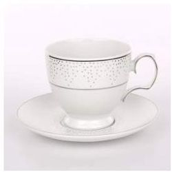 Zestaw do kawy dla 6 osób porcelana MariaPaula Snow