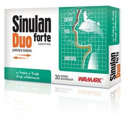 SINULAN DUO FORTE 30 tabletek