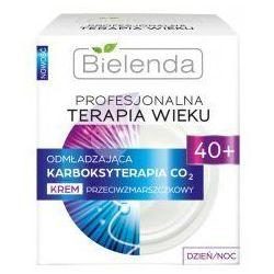 Bielenda PTW Odmładzająca Karboksyterapia CO2 40+ (W) krem przeciwzmarszczkowy do twarzy na dzień/noc 50ml