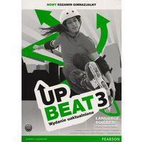 Upbeat 3 Language Builder + CD (opr. miękka)