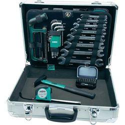 Brueder Mannesmann 108-częściowy zestaw narzędzi w aluminiowej walizce 29075