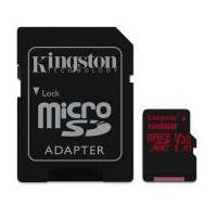 Kingston Canvas React microSDXC 128GB UHS-I + adapter