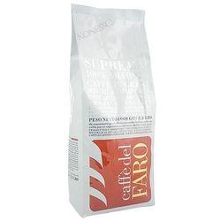 Kawa ziarnista Caffe del Faro Suprema 100% Arabica 1kg 20% raabtu (-20%)