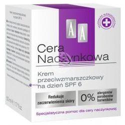 AA Cera Naczynkowa (W) krem przeciwzmarszczkowy na dzień SPF6 50ml