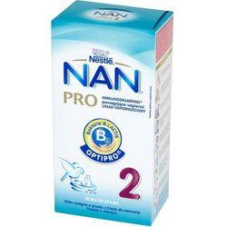 NESTLE NAN PRO 2 350g Mleko następne z B.Lactis dla dzieci powyżej 6 m