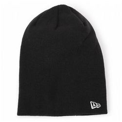 NEW ERA CZAPKA NE ORIGINAL BASIC LONG KNIT BLACK