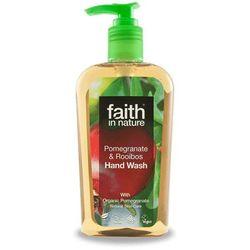 Płyn do mycia rąk z wyciągiem z granatu 300ml - Faith In Nature