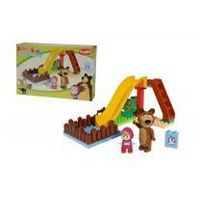Simba Masza i Niedźwiedź Plac Zabaw 29el 800057094
