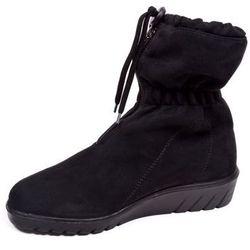 Śniegowcei damskie Romika 51075 73 100 Vavese 45 black
