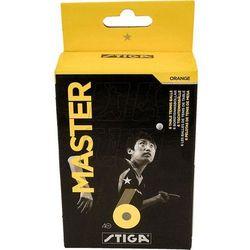 Piłeczki do tenisa stołowego STIGA Master* 6szt