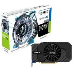 Palit GeForce CUDA GTX750 StormX OC 2GB DDR5 128BIT HDMI/DVI/VGA