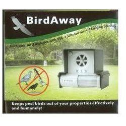 Bird-Away -Ultradźwiękowy odstraszacz ptaków z czujnikiem ruchu