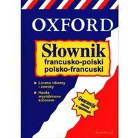 Słownik francusko-polsko-francuski (35 tys. haseł) (opr. twarda)