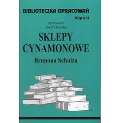 Biblioteka opracowań Sklepy cynamonowe
