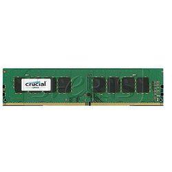 Pamięć RAM Crucial 8GB 2400MHz DDR4 CL17 Unbuffered DIMM - CT8G4DFD824A