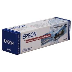 Epson C13S041338 Premium Semigloss Photo Paper Roll, 329 mm. x 10 m, 250 g/m2