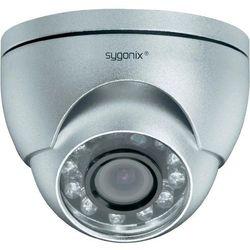 Kamera nadzorująca CCD Sygonix 43192S, 420 TVL, kolorowa, ogniskowa 3,6 mm