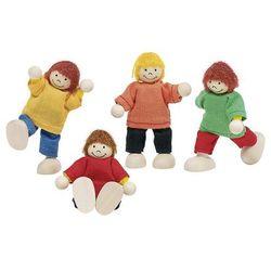 Goki, Elastyczne laleczki, Dzieci Darmowa dostawa do sklepów SMYK