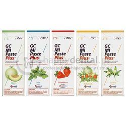 GC MI Paste Plus 35ml - ochronna pasta, udoskonalona remineralizacja i wzmożona fluoryzacja (płynne szkliwo) JEST DO WYBORU 5 SMAKÓW