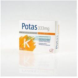 Potas 330 mg x 60 kaps (Colfarm)