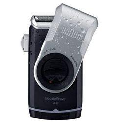 Braun MobileShave M-90 maszynka do golenia w wersji podróżnej + do każdego zamówienia upominek.