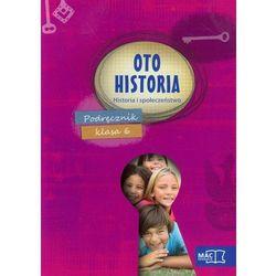 HISTORIA OTO HISTORIA SP KL.6 PODRĘCZNIK /BR
