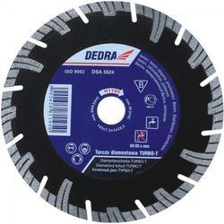 Tarcza do cięcia DEDRA H1192 115 x 22.2 diamentowa turbo-T