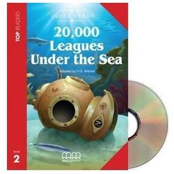 20000 Leagues Under the Sea + CD. Poziom 2 (opr. miękka)