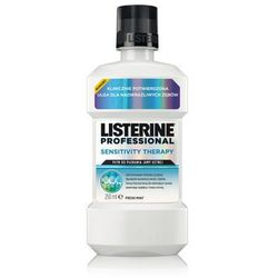 Listerine Professional Sensitivity Therapy płyn do płukania jamy ustnej 250ml