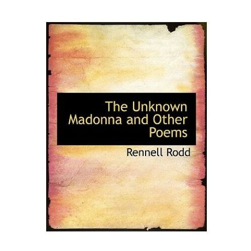 Unknown Madonna and Other Poems