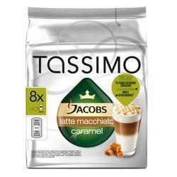 Kapsułki Tassimo Latte Macchiato Caramel 16 kap