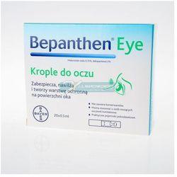 Bepanthen Eye krople do oczu 20 pojemników