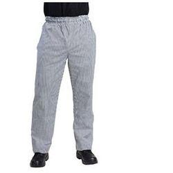 Spodnie w biało-czarną kratę | rozmiary XS-XXL
