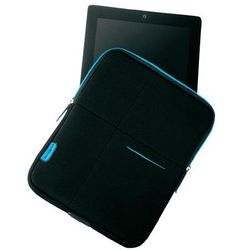 Etui SAMSONITE Etui na tablet 7 cali Airglow Czarno-niebieski