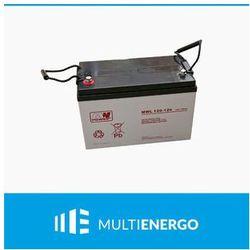 Akumulator MWL 120-12h 12V - 120Ah (h)
