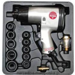 Klucz udarowy & akcesoria, zestaw IWS500 1/2