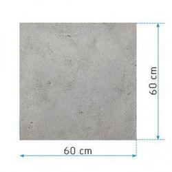 MORGAN & MÖLLER Płyta betonowa PLAIN SILK 60x60x1,5 cm