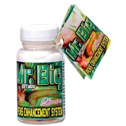 Tabletki Mr.Big na powiększenie penisa - 22 szt