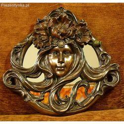 Lustro z głową kobiety Veronese