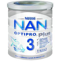 NESTLE NAN OPTIPRO Plus 3 800g Mleko następne Reuteri w proszku dla dz